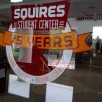 Photo taken at Squires Student Center by Kaushal A. on 9/15/2012
