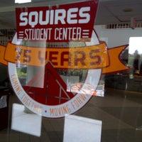 Foto tomada en Squires Student Center por Kaushal A. el 9/15/2012