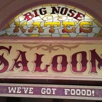 Photo taken at Big Nose Kate's Saloon by Jason N. on 12/26/2012