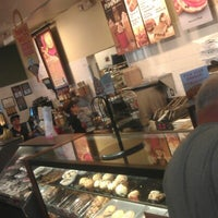 Photo taken at Einstein Bros Bagels by Jason N. on 12/21/2012