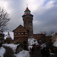 Das Foto wurde bei Die Kaiserburg von Christian S. am 12/11/2012 aufgenommen