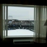 Photo taken at Hilton Garden Inn by Silvia R. on 2/17/2013