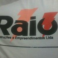 Photo taken at Construtora Raio by Daniel M. on 7/16/2013