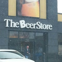 Photo taken at The Beer Store by Greg P. on 2/20/2016