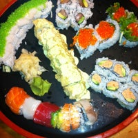 Photo taken at Yosaku by Holly on 10/14/2012