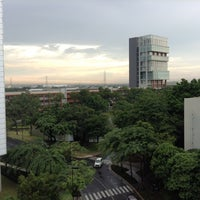 Photo taken at Bangkok University by Veracious O. on 9/16/2013