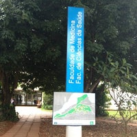 Photo taken at Faculdade de Medicina (FM) by Remédios M. on 2/26/2013