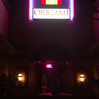 Photo taken at Origami by Tom C. on 9/29/2013