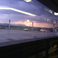 Photo taken at American Airlines Admirals Club by Sebastian G. on 1/8/2013