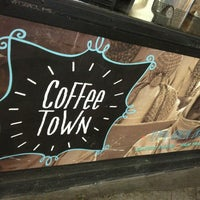 Photo taken at Coffee Town by Sebastian G. on 3/10/2013