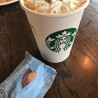 Photo taken at Starbucks by Niki M. on 10/13/2017