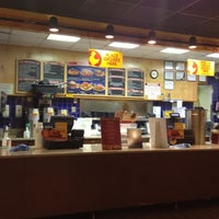 Photo taken at Zaxby's Chicken Fingers & Buffalo Wings by James B. on 11/8/2012