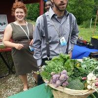 Photo taken at Bel-Ridge Community Garden by William R. on 5/30/2013