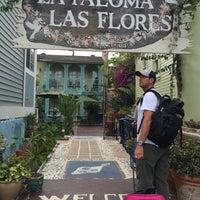 Photo taken at La Paloma Las Flores by Joycelyn B. on 4/25/2015