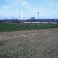 Photo taken at Mike Rose Soccer Complex by Scott U. on 3/17/2013