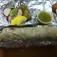 Photo taken at Establos Meat Market by Mercedes on 2/11/2013