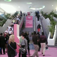 Photo taken at Expo Bancomer by Casandra C. on 9/20/2012