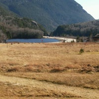 Photo taken at AMC Highland Center at Crawford Notch by Bre R. on 11/18/2016