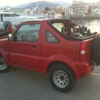 Photo taken at Port Of Crete by Роман М. on 5/1/2013
