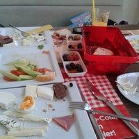 Photo taken at Keyf-i Kahvaltı by Alper K. on 5/18/2013