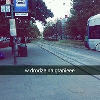 Photo taken at Plac Rodła by Joanna P. on 9/30/2016