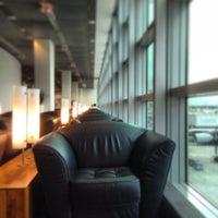 Photo taken at Lufthansa Senator Lounge C by CK S. on 6/3/2013