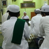 Photo taken at Surau al-Hakim by Mohamad Azwani A. on 3/14/2013