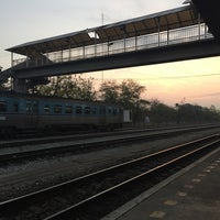 Photo taken at Chacheongsao Railway Police Station by Thosaphon C. on 4/3/2016