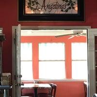 Photo taken at Angelina's Pizzeria & Pasta by Sharon C. on 10/7/2016