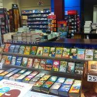 Photo taken at Librería Eixo by Jose B. on 11/7/2013