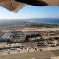 Photo taken at Palma de Mallorca Airport (PMI) by Andres D. on 4/9/2013