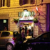 10/5/2013にAndres D.がForno da Milvioで撮った写真