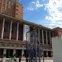 Photo taken at Intendencia Municipal de Montevideo by Andres D. on 1/7/2013