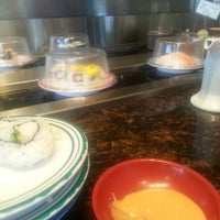 Photo taken at Go Fish Go Sushi by Annie S. on 4/23/2014