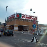 Photo taken at Centro Commerciale Panorama by marchetting2.0 on 4/9/2013