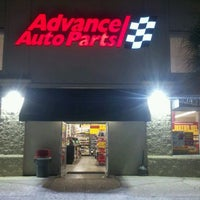 Photo taken at Advance Auto Parts by Tyler L. on 12/18/2011