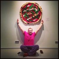 Снимок сделан в Ural Vision Gallery пользователем Алена 3/17/2013