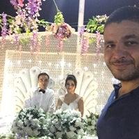 Photo taken at Falez Kır Düğün Salonu by Gorkem C. on 8/20/2016