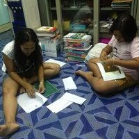 Photo taken at ห้องธุรการ โรงเรียนบ้านคลองเหนก by Nutthalinee B. on 3/17/2013