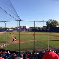 Photo taken at Hi Corbett Field by Santiago C. on 5/25/2016