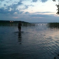 Photo taken at Громово by Olga D. on 6/29/2013