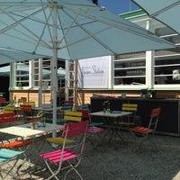 Photo taken at Landtmann's Jausen Station by Butterkipferl on 7/27/2013