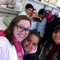 Photo taken at laboratório de bioquímica by Adriana on 6/4/2014