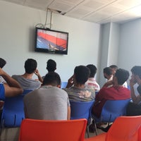Photo taken at Beden Eğitimi ve Spor Yüksekokulu by 👑Ebru K. on 8/1/2017