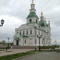 Photo taken at Сретенский Собор by Дмитрий Н. on 5/21/2013