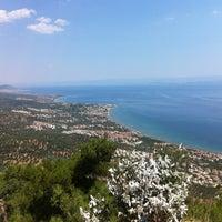 7/26/2013 tarihinde Yalçın A.ziyaretçi tarafından Zeus Altarı'de çekilen fotoğraf