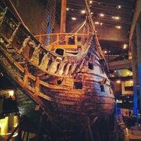 Photo taken at Vasa Museum by AshergiZer on 9/16/2012
