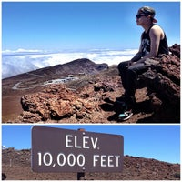 Photo taken at Haleakalā National Park by Tom on 4/9/2013