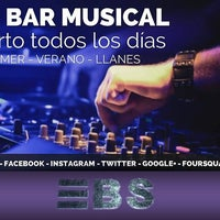 Photo taken at Ebs Bar Musical by Josu S. on 7/24/2014