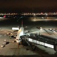 Photo taken at Tokyo (Haneda) International Airport (HND) by Masahiro I. on 5/30/2013